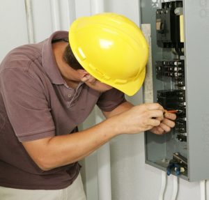 Electrician & Breaker Panel